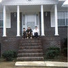 Chris n Steve McConnell, Mark Streetman at the Streetman's house in Gardendale AL