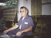 Dad at the Waterford house (early-mid 70's)