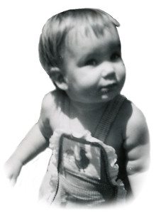 Kathy Kane. Gray Drive, Killeen, Texas. July 1963.