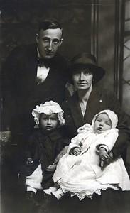 Ray Potwin, Mayme Boland, Sis Catherine Elizabeth, Bud John E Potwin