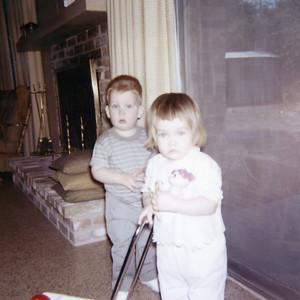 Kathy Kane, February 1964.