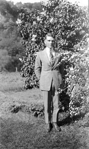 John Galligan, ca. 1920
