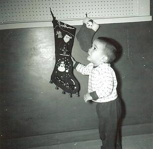 John Kane - Christmas 1962