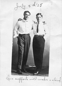 John Galligan's brothers