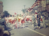 Parade on Gravois Ave at St. Georges Church