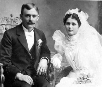 Clara and Gus Bender