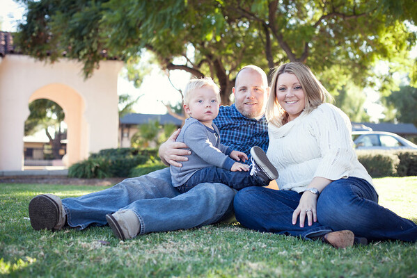 Schaefer Family - Claremont, CA