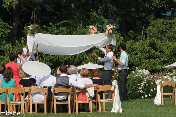 Schlichter Wedding
