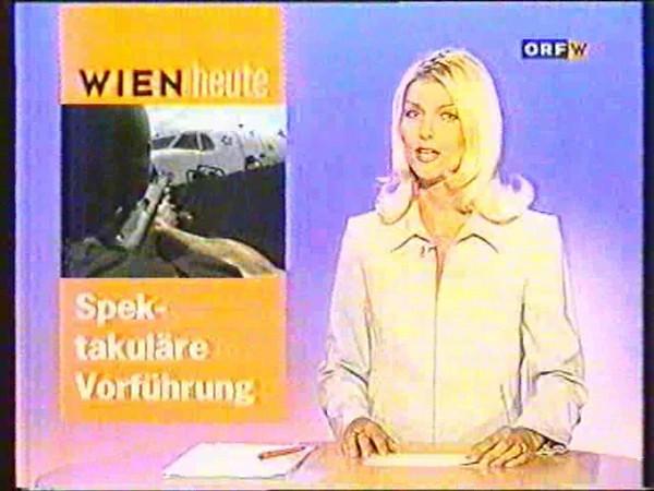 Polizeisondereinheit Kranich am Flughafen Wien-Schwechat