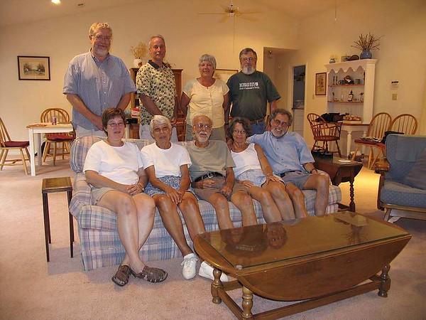 South Carolina August 2004