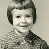Bridget - First Grade, 1960