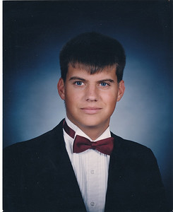 Michael--High School Graduation--1996