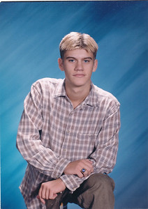 Mark--High School Senior
