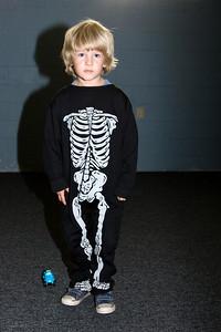 Yes I'm a skeleton