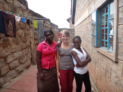 Susan's Africa Study Abroad 2013