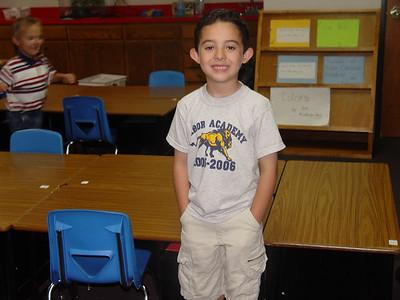 Symon Kindergarten Grad