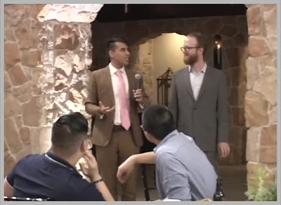 Video: 10 mins --  Part 5 of 5, 10 minutes - Amanda & Vila's Reception, video'd by Roger and copied by Ray to Smugmug