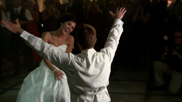 Video - Garter Toss & Bride's Bouquet