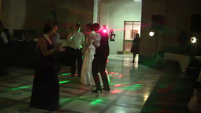 Video - Garter Toss (This video was revised.  See above)