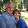 Steve and Cindy Brant  at family reunion around 2008?