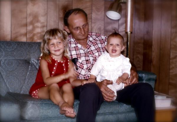 Proud Grandpa Rudy