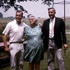 Looks like Fremont farm - Dale, Gladys, Joe.