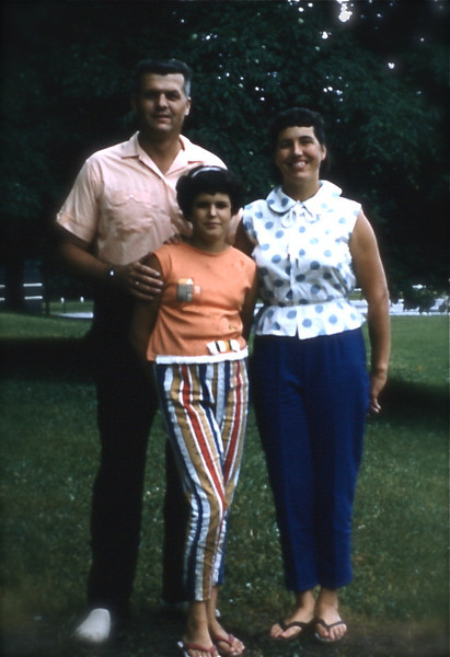 Bob, Rose Marie and Betty La Londe