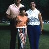 Bob, Rose Marie and Betty La Londe