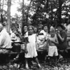 Many of the Schwartz clan having a fun picnic at Harrison State Park - see how many you can name...