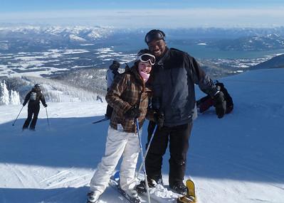 Schweitzer Mountain Idaho, February 2011