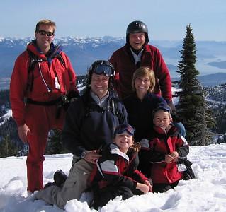 Schweitzer Ski Trip