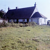 Our home in southeast England, an Almshouse outside of the village of Throwley in the County of Kent. We lived here the first half of 1970.