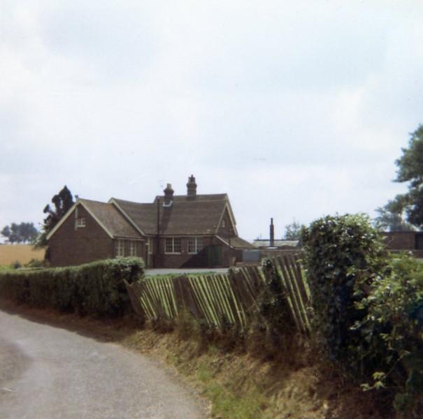 school near Throwley, Kent, England
