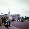 Christine at Buckingham Palace<br /> July 1970