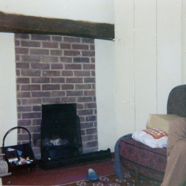 inside the Almshouse
