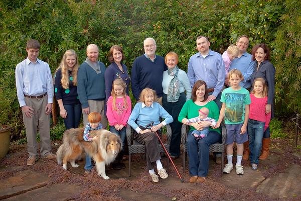 Scott Family  Portraits