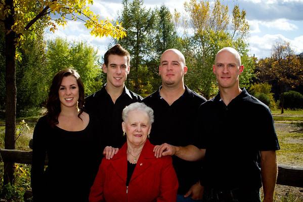 Scott & Marshall Families