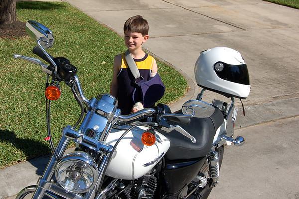 Scott's Harley