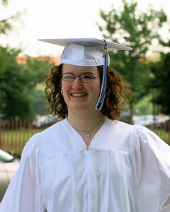 Scotty's Graduation from Magruder H.S.