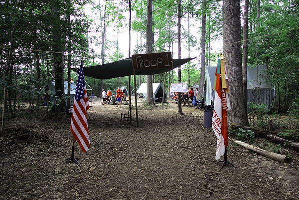 Scout Camp Parent's Night July 2007