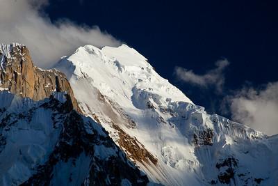 Unknown peak overlooking Gore II.