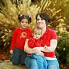 Christmas 2009 Jessica's family :