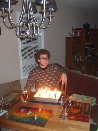 Sean's Birthday Weekend