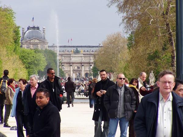 Dani's France & Spain Trip - March 2005