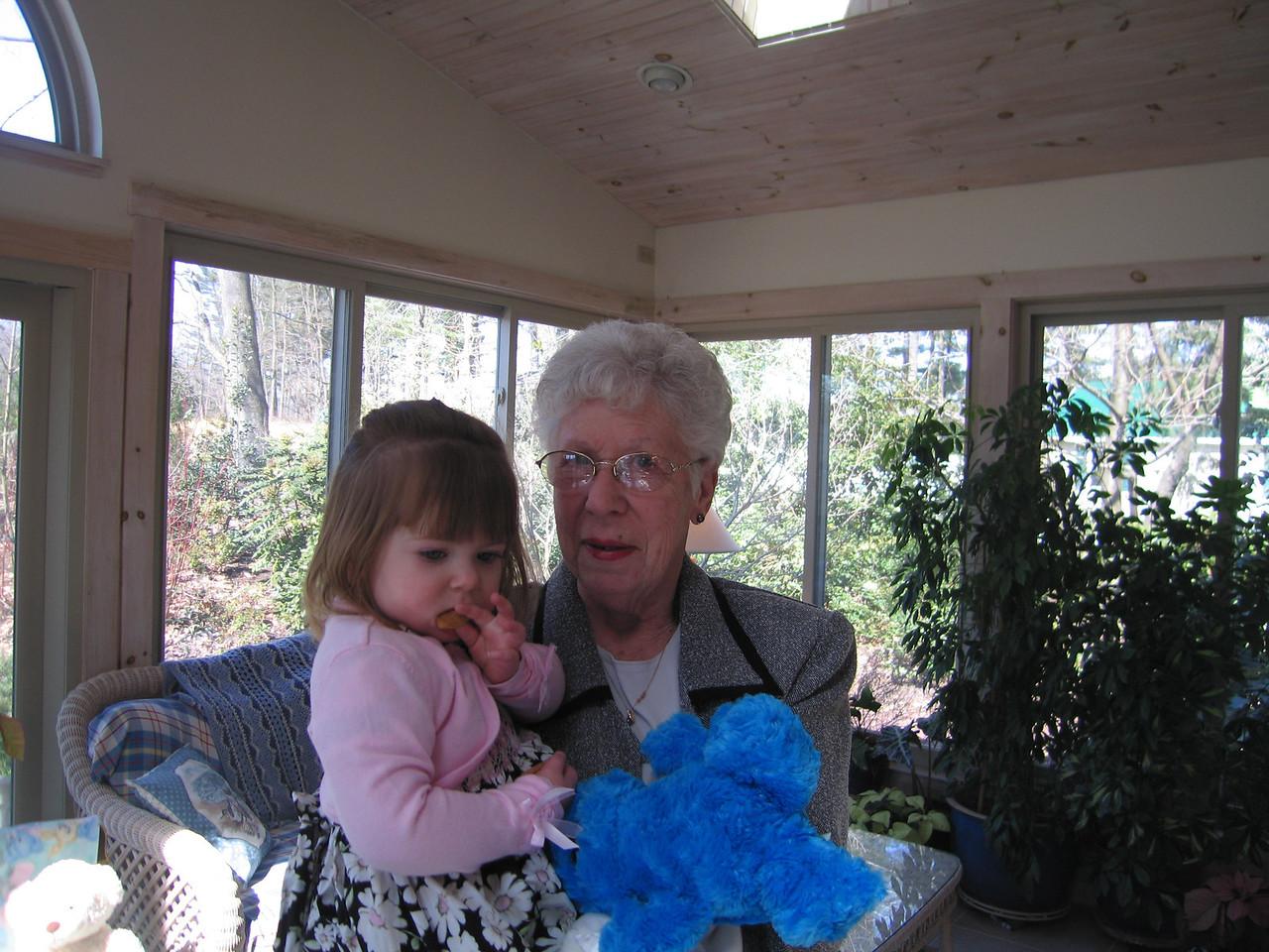 Easter - Anna and Nana