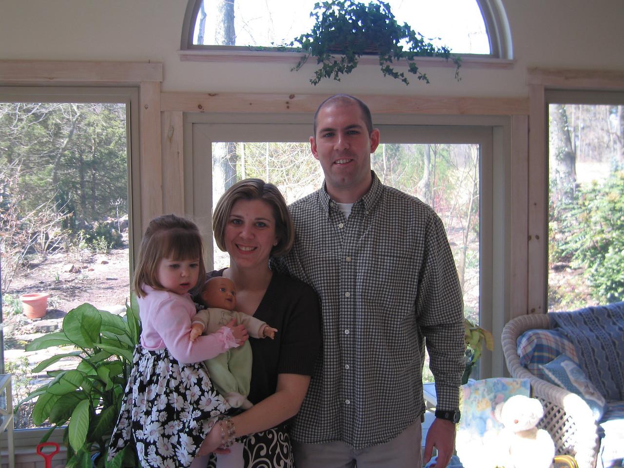 Ilsa, Dave & Anna