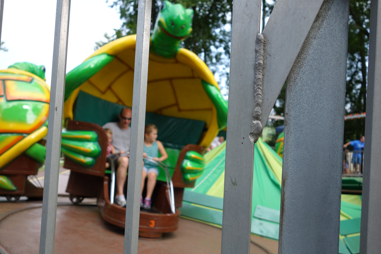 Anna, Eric and Alison on the Turtle