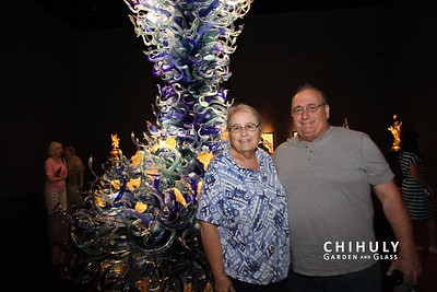 Chihuly Museum and Underground Seattle 2015