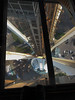 Glass floor of the Space Needle.
