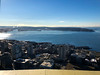View toward West Seattle from the Space Needle. Visit https://www.spaceneedle.com for more info.